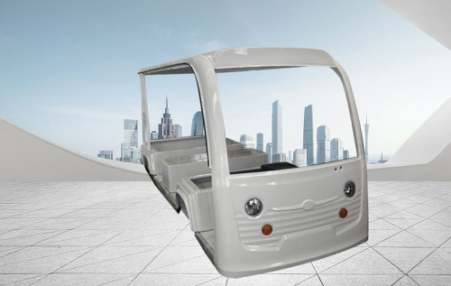 Eleven Electric Sightseeing Cars Auto Body Parts